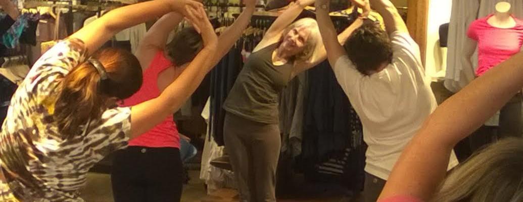 5 Ways to Modify Yoga Poses as We Age!